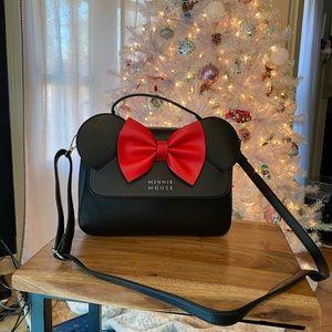 Loungefly x Disney Minnie Mouse Crossbody Bag